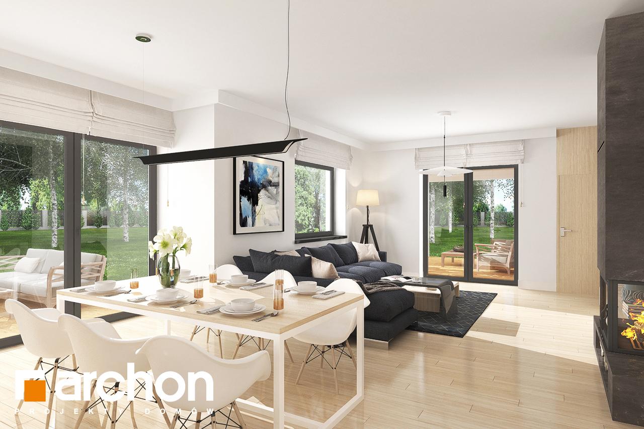 Dom v jonagoldách 4 (G2) - Interiér