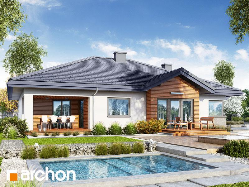 Dom v jonagoldách 3 (G2) - Vizualizácia 2