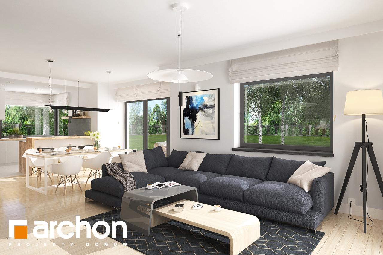 Dom v jonagoldách 3 (G2) - Interiér