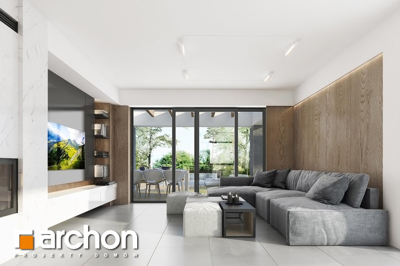 Dom v kostravách 3 - Interiér