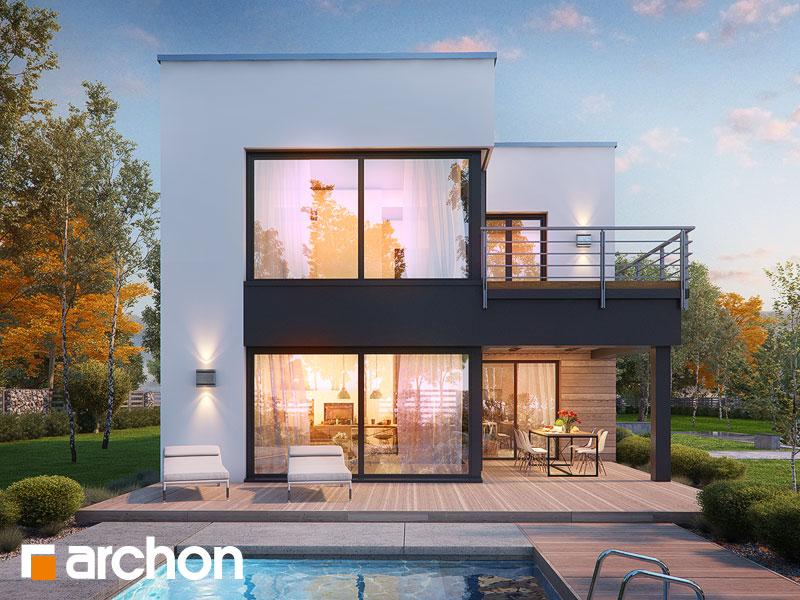 Dom pri slnečniciach (G2A) - Vizualizácia 1