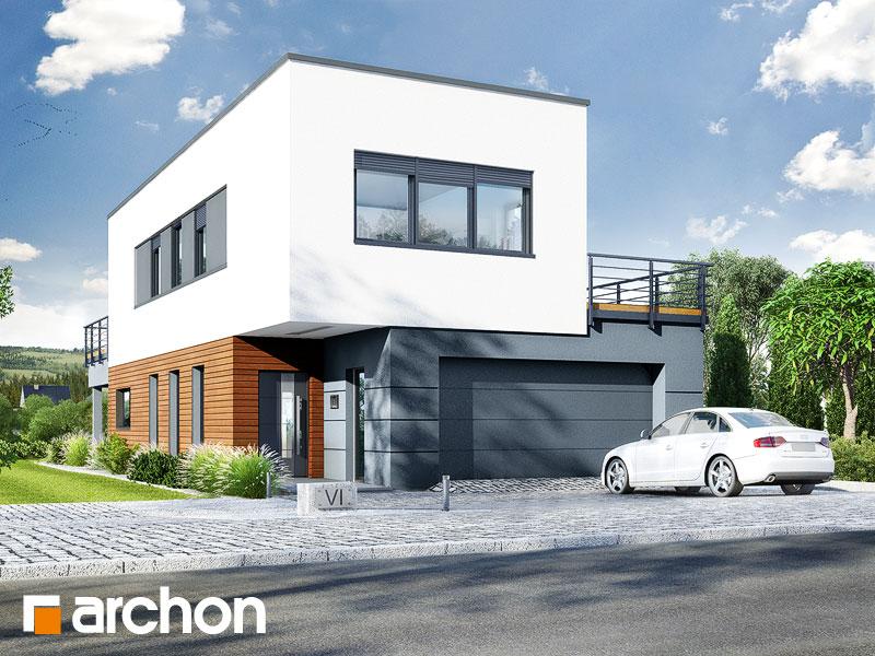 Dom pri slnečniciach (G2A) - Vizualizácia 2