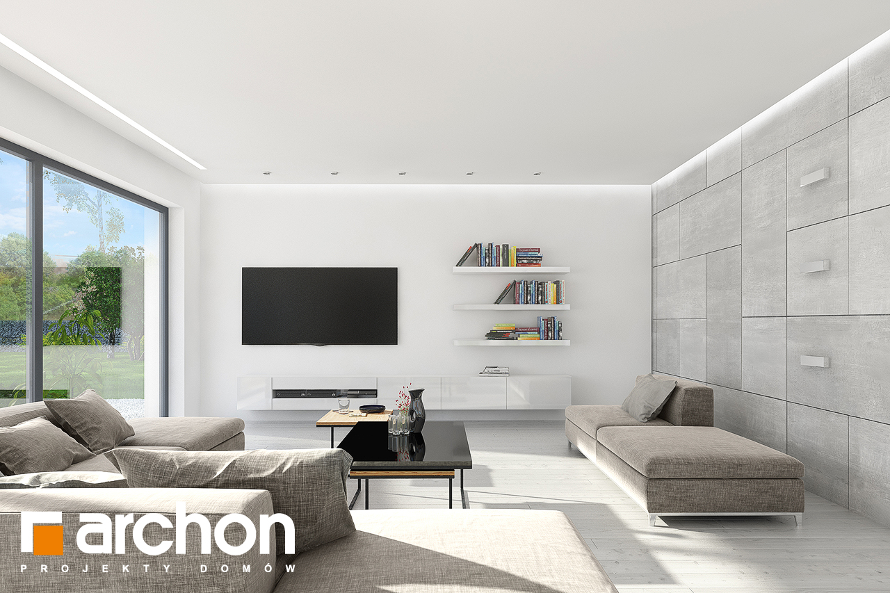 Dom medzi letnými fialkami (G2) - Interiér