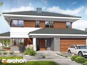 Projekt domu ARCHON+ Vila Miranda 6 (G2)