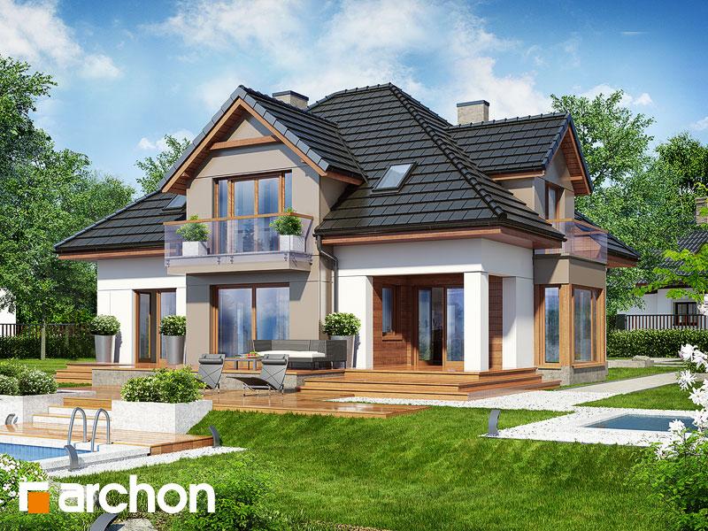 Dom v nechtíkoch 2 (n) - Vizualizácia 2