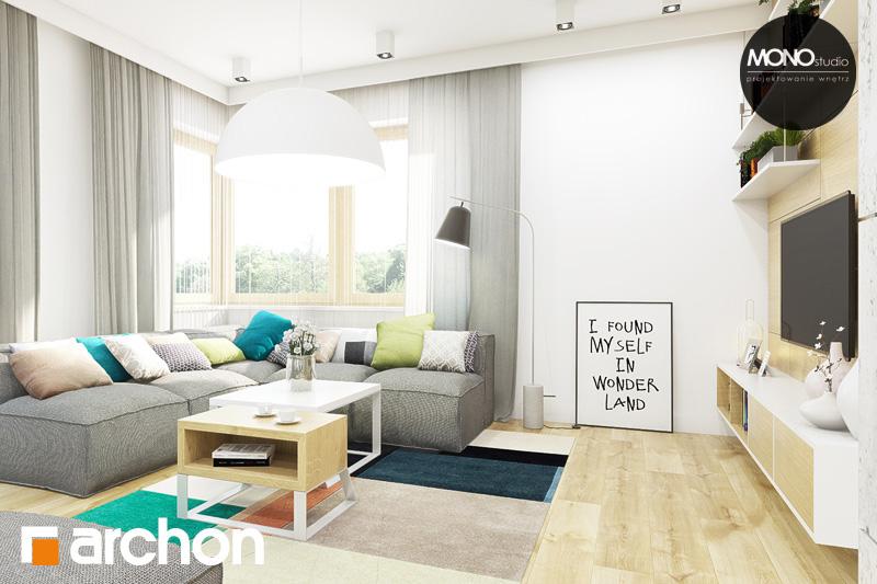 Dom v idaredách (G2) ver.2 - Interiér
