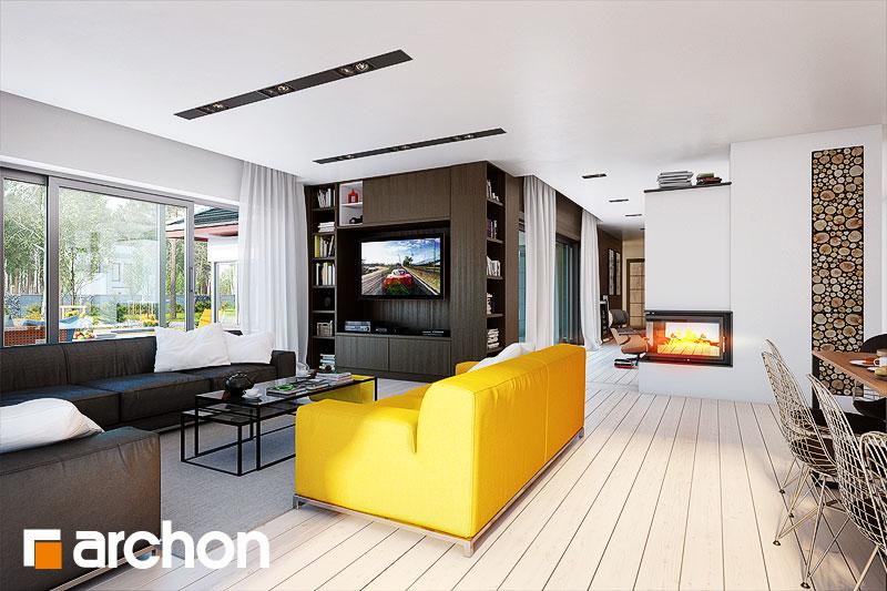 Dom medzi kliviami (G2) - Interiér