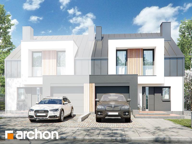 Dom v plamienkoch 27 (B) - Vizualizácia 2