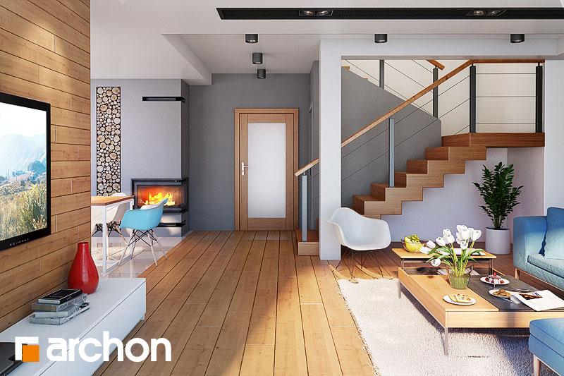 Dom v kalateách 7 (G2) - Interiér