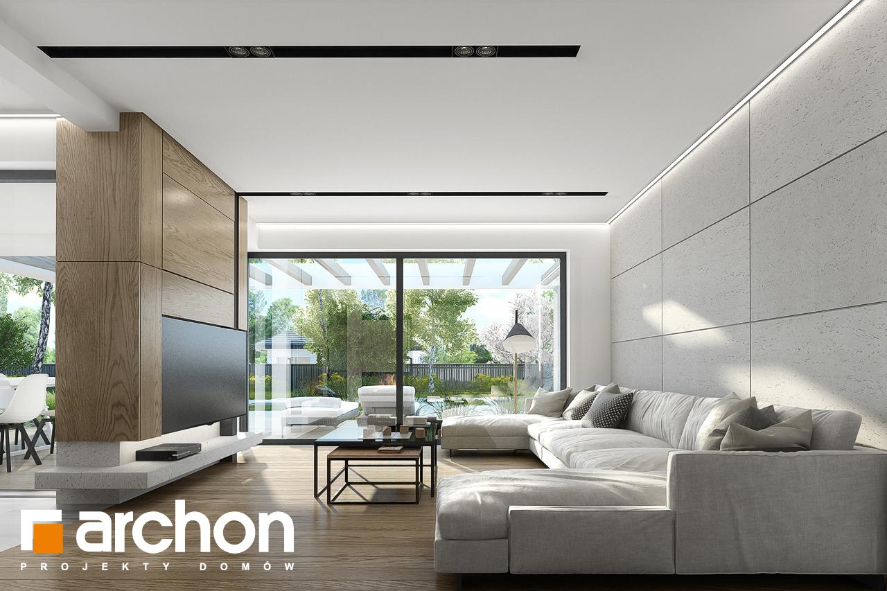 Dom v snežienkach 2 (G2) - Interiér