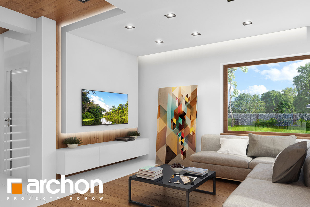 Dom medzi kortlandami 2 (G2) - Interiér