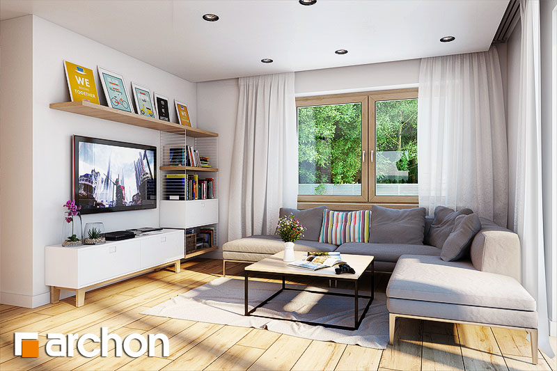 Dom v zelenči 3 (G) - Interiér