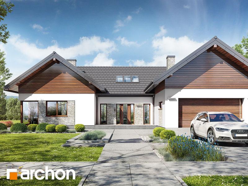 Dom medzi kliviami 8 (G2) - Vizualizácia 1