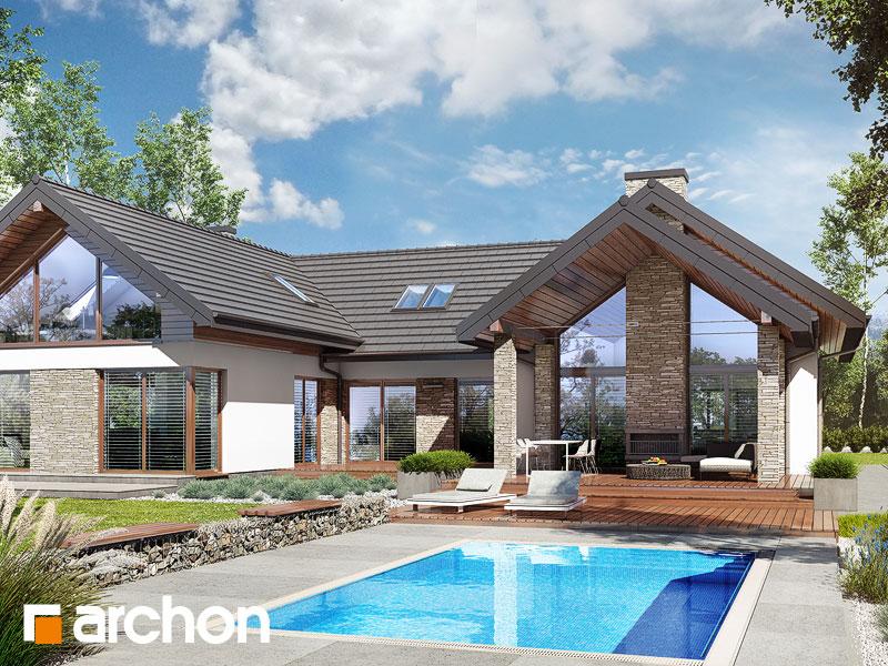 Dom medzi kliviami 8 (G2) - Vizualizácia 2