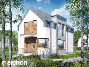 Projekt domu ARCHON+ Dom Androméda (P) ver.2