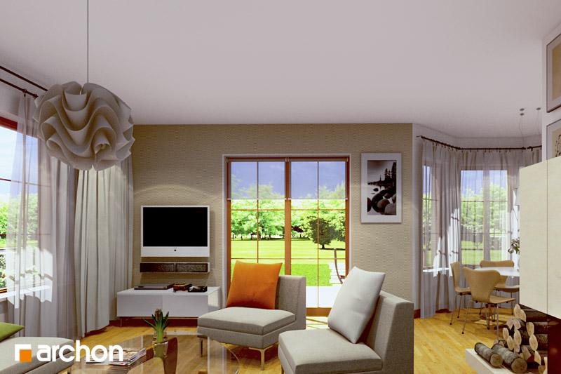 Dom medzi aksamietnicami 2 - Interiér