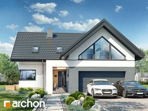 Projekt domu ARCHON+ Dom pod iskerníkom (G2)