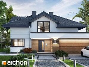 Projekt domu ARCHON+ Vila Miranda 5 (G2)