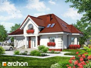 Projekt domu ARCHON+ Dom medzi vistériou