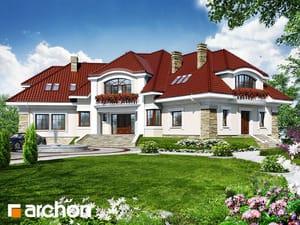 Projekt domu ARCHON+ Rezidencia v Breste