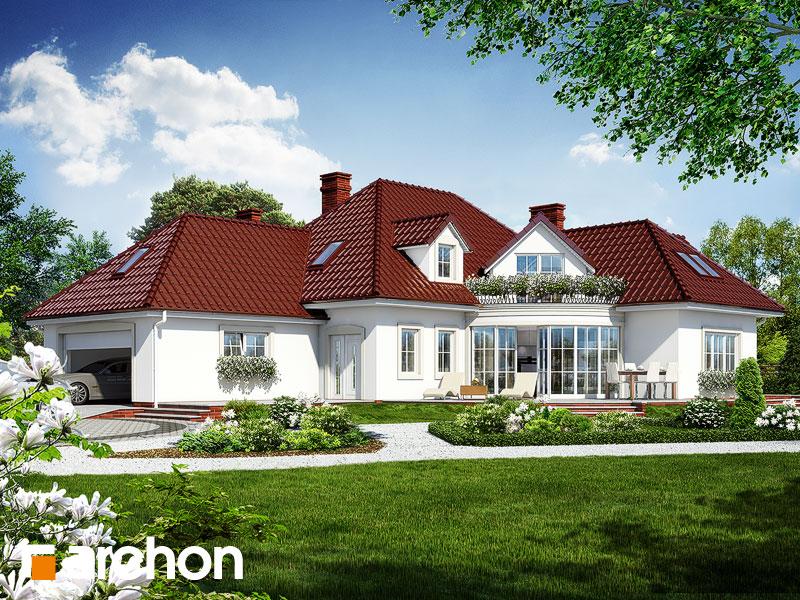Rezidencia pod jedľami (G2) - Vizualizácia 1