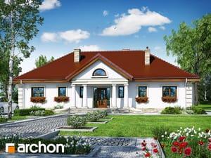 Projekt domu ARCHON+ Dom pod osikou