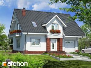 Projekt domu ARCHON+ Dom v lucerne