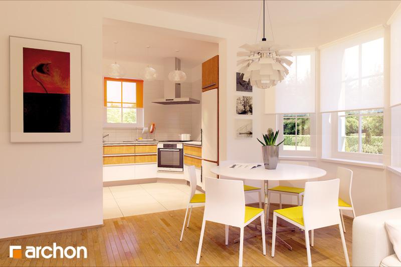 Dom medzi rododendronmi 2 (P) - Interiér
