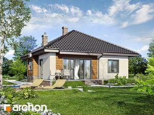 Projekt domu ARCHON+ Dom v drieňoch