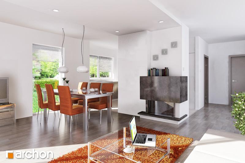 Dom v drieňoch - Interiér