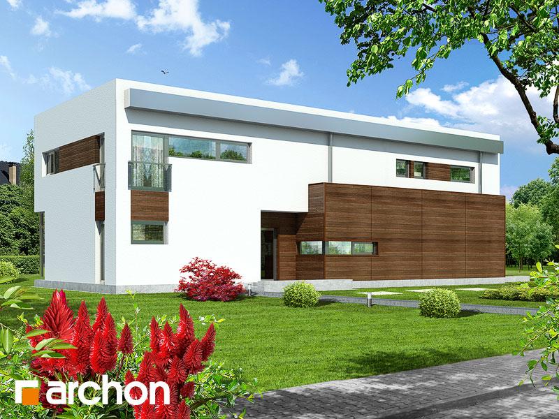 Dom v karagáne - Vizualizácia 2