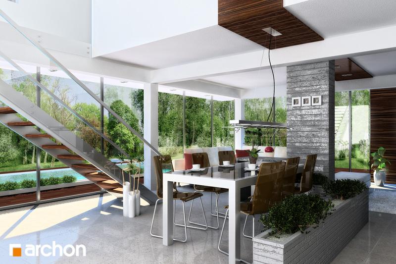 Dom v karagáne - Interiér