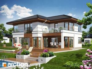 Projekt domu ARCHON+ Vila Veronika 3 ver.2