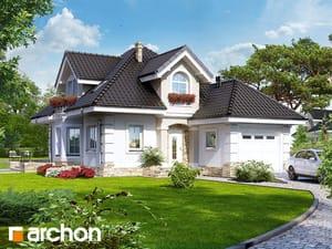 Projekt domu ARCHON+ Dom v rukole