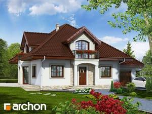 Projekt domu ARCHON+ Dom v pajazmíne