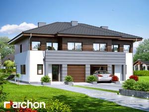 Projekt domu ARCHON+ Vila Julia