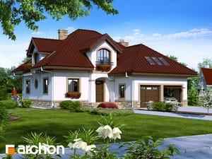 Projekt domu ARCHON+ Dom v králikoch