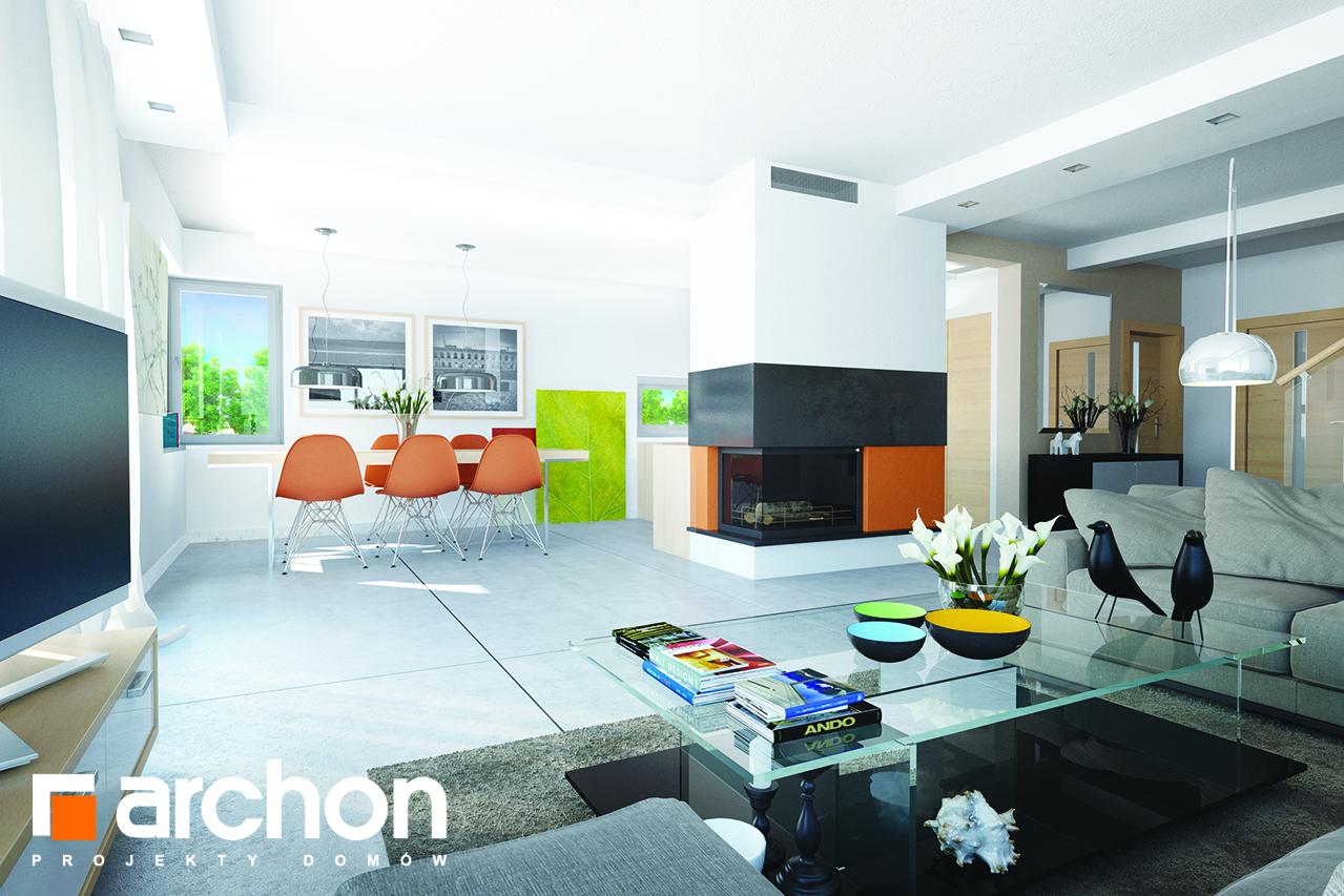 Dom v amarilkách 2 - Interiér