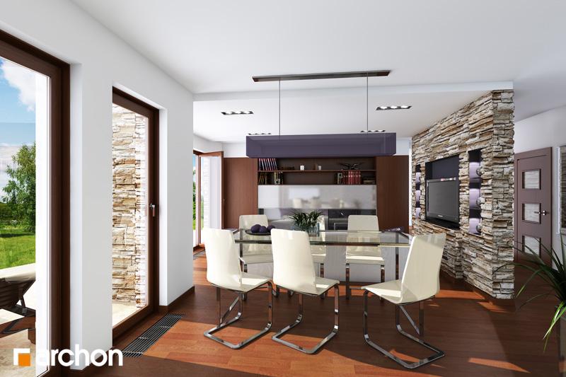 Dom v cypruštekoch - Interiér