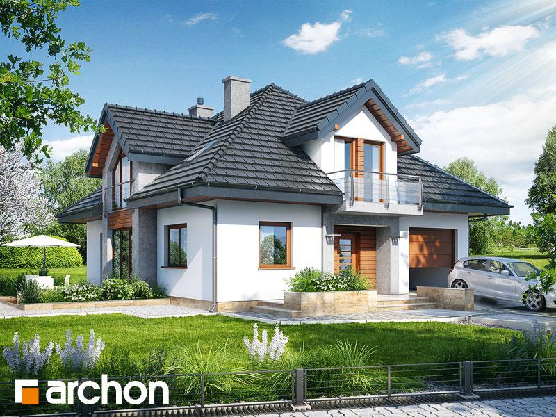 Dom medzi tymiánom (N) - Vizualizácia 1