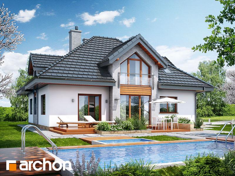 Dom medzi tymiánom (N) - Vizualizácia 2