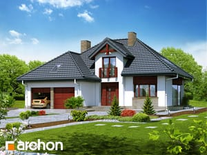 Projekty malých rezidencií