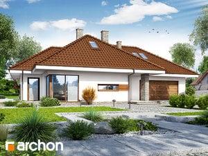 Projekt domu ARCHON+ Dom v amarante (PD)
