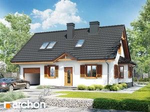 Projekt domu ARCHON+ Dom - miniatúrka 2 ver.3