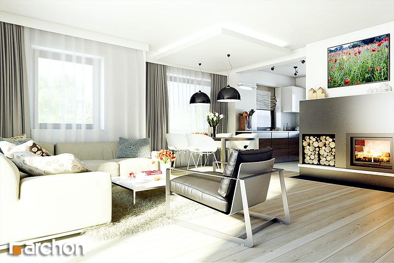 Dom v hyacintovcoch  - Interiér