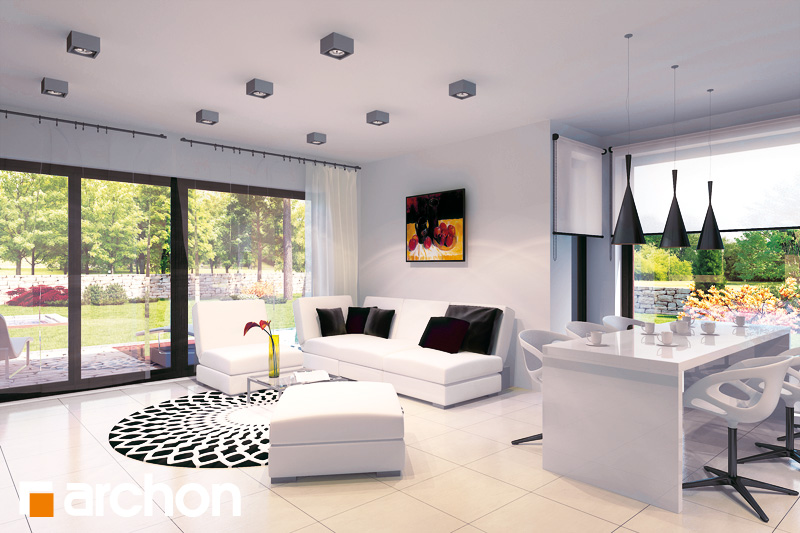 Dom pod jarabinou (GPDN) - Interiér
