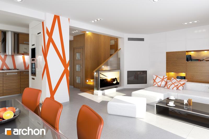 Dom medzi marhuľami 3 - Interiér