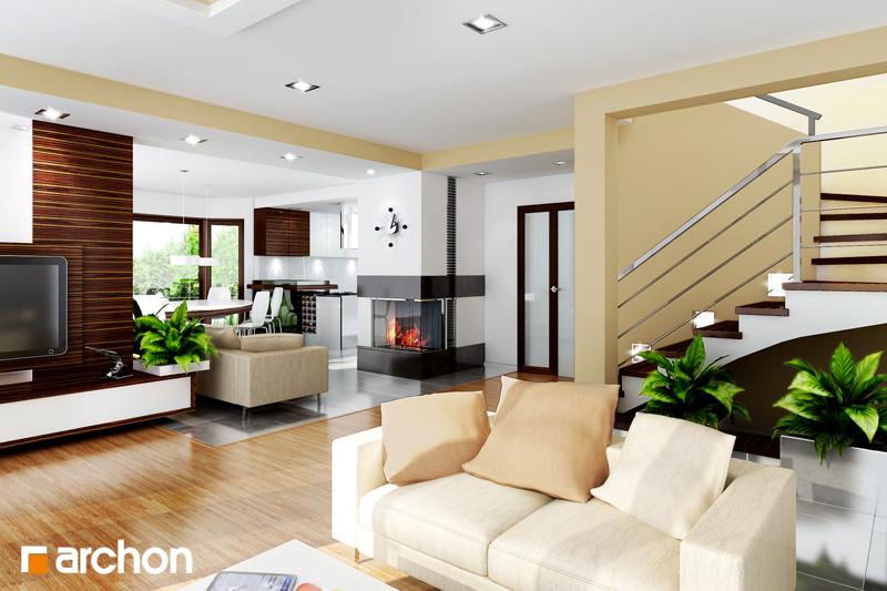 Dom v kalateách 3 - Interiér