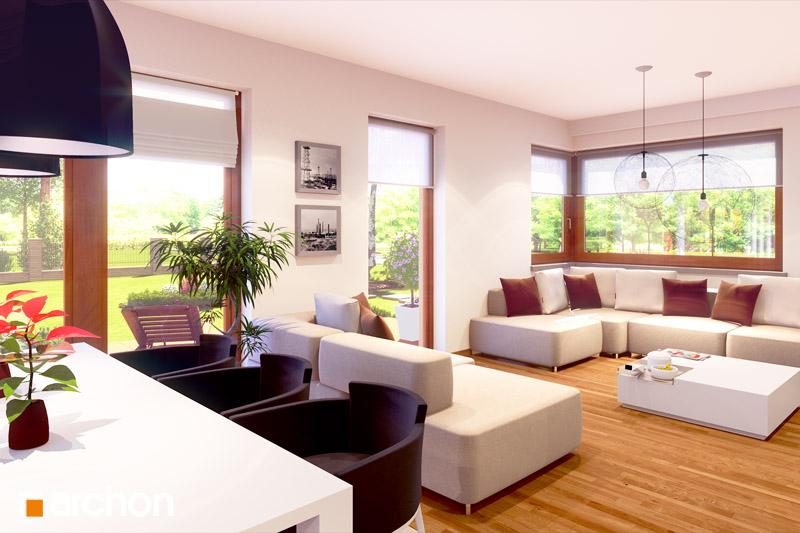 Dom v idaredách - Interiér