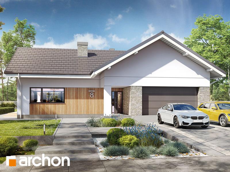 Dom v snežienkach 9 (G2) - Vizualizácia 1
